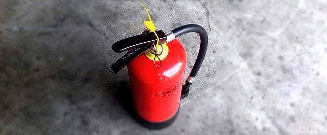 Dispose Empty Fire Extinguisher