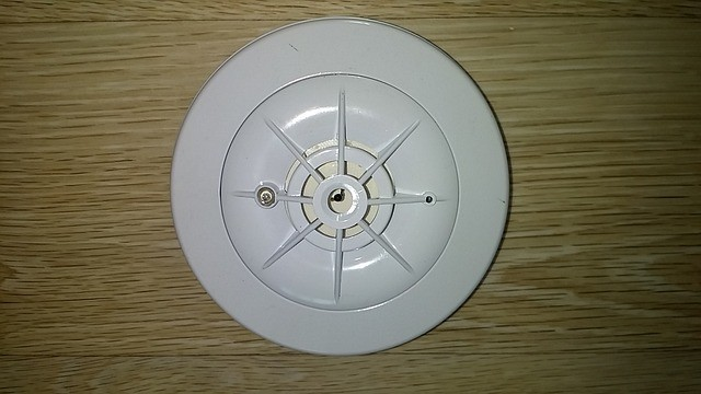 How to tell if a smoke detector is a hidden camera